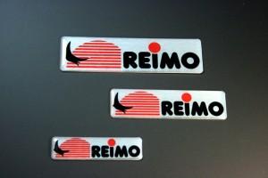 3D Ged line nalepke na aluminiju Reimo